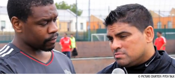 "Judan Ali on ""Asians in English football, what's stopping them?"""