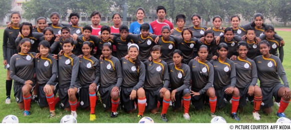 India U16 Women's national team