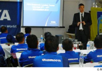 FIFA Grassroots Leaders Course with Scott O'Donell