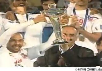 Kuwait SC wins the AFC Cup 2012