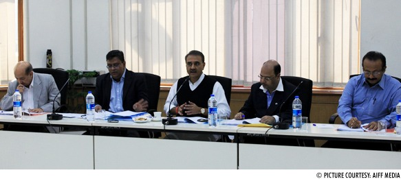 AIFF Executive Committee