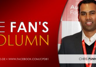 The Fan's Corner - Chris Punnakkattu Daniel