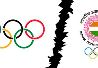 International Olympic Committee v Indian Olympic Association