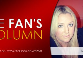 The Fan's Column - Susanna Steptoe