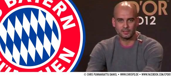 Pep Guardiola - FC Bayern München