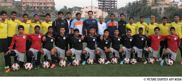 AIFF Regional Academy Navi Mumbai