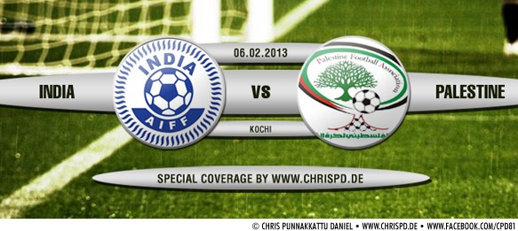 India v Palestine | Special Coverage by www.chrispd.de