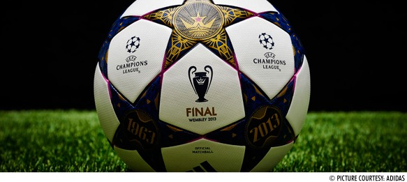 UEFA Champions League Final 2013 - Official Match Ball