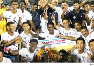 Santosh Trophy - Services