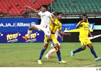 Santosh Trophy - Punjab v Services
