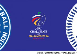 2014 AFC Challenge Cup Qualifier - Guam v India