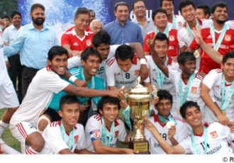 Pune FC - U-20 I-League Champions