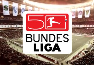 German Bundesliga - 50th Anniversary