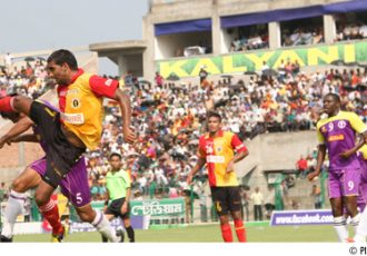 I-League - Prayag United SC v East Bengal Club