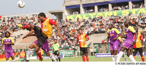 I-League - Prayag United SC v East Bengal Club