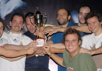 1st SPT Sports Expat Cup 2013 Champions Spain