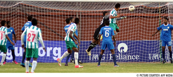 I-League: Dempo SC v Pailan Arrows