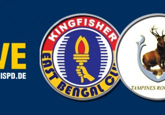 2013 AFC Cup: East Bengal Club v Tampines Rovers FC