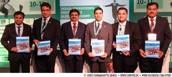 India Panel at the Soccerex European Forum