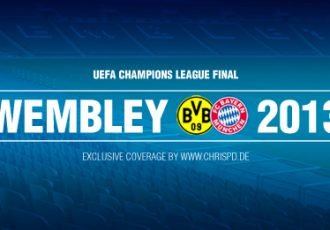 UEFA Champions League - Wembley 2013 - Exclusive Coverage by www.chrispd.de