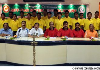 AIFF-FAO Refereeing Academy