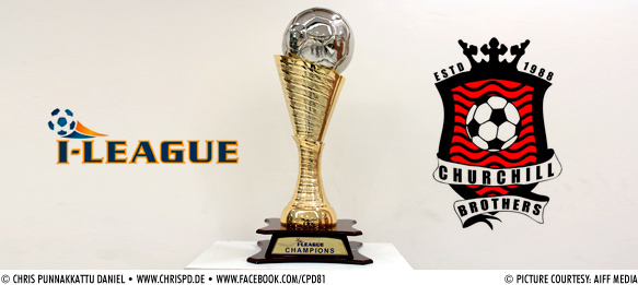 I-League Champions - Churchill Brothers SC