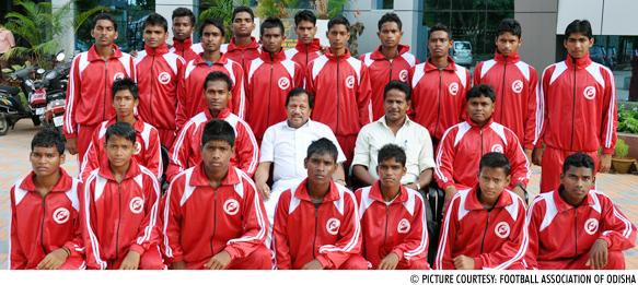Odisha U-16 State Team