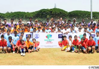 AFC Grassroots Day Festival - Bangalore