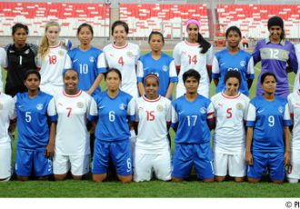 Indian Women's national team & Bahrain Women's national team