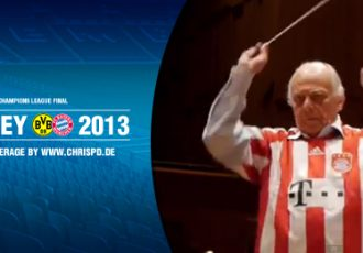 VIDEO: Munich Philharmonic Orchestra's anthem for Bayern Munich