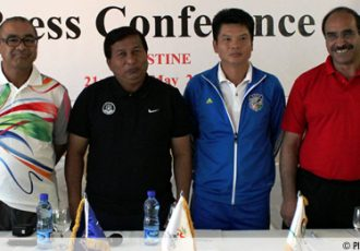 2014 AFC Women's Asian Cup Qualifiers Press Conference