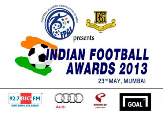 FPAI Indian Football Awards 2013