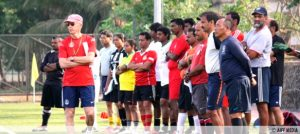 AIFF A-Licence Course