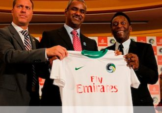 Emirates announce sponsorship deal with New York Cosmos