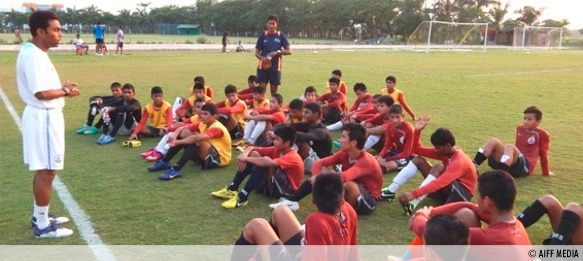 India U-16 national team