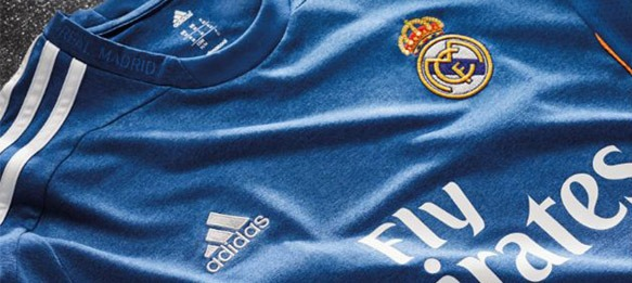 2013/14 Real Madrid away jersey