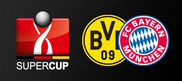 DFL Supercup - Borussia Dortmund v FC Bayern München