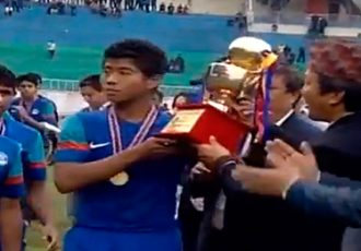 SAFF U-16 Championship winners India