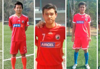 Five Shillong Lajong boys included to the India U-19 squad
