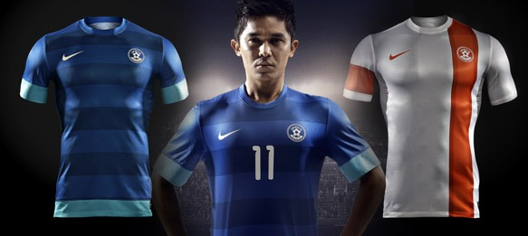 new styles 0b902 84607 Buy the new Indian national football team kit » The Blog ...