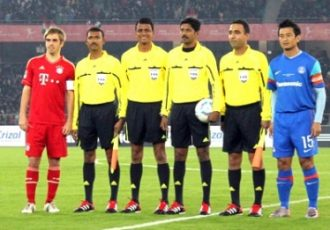 Indian national team v FC Bayern München