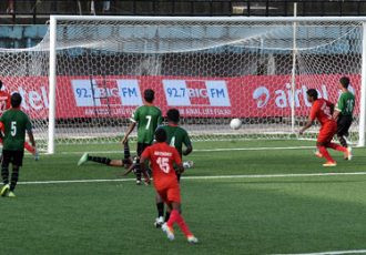Goa Pro League: Churchill Brothers SC - Wilfred Leisure