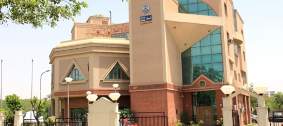 AIFF Football House