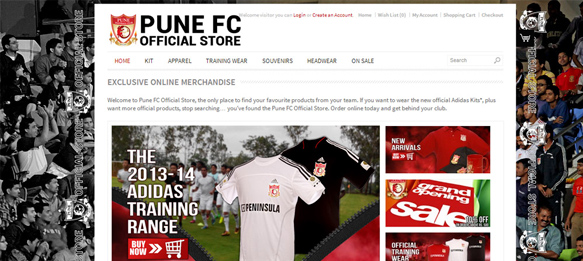 Pune FC Official Store