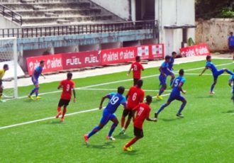 India U-19 v Salgaocar FC Reserves