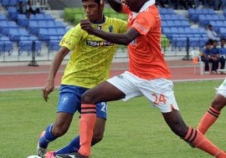 I-League: Mumbai FC v Sporting Clube de Goa