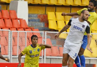 I-League: Mumbai FC v Dempo SC