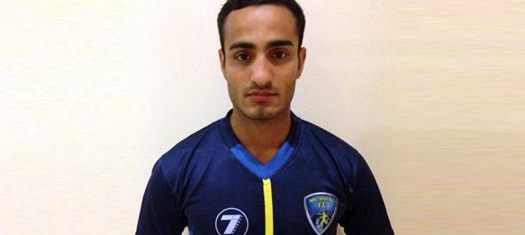 Sandjar Ahmadi