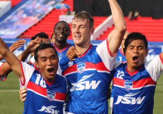 I-League: Bengaluru FC v Mohammedan Sporting Club