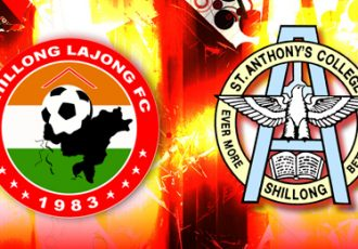 Shillong Lajong ties up with St. Anthony's College Mass Media Department